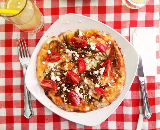 Pizano Pizzeria Ortaköy - Deniz Börülceli Pizza