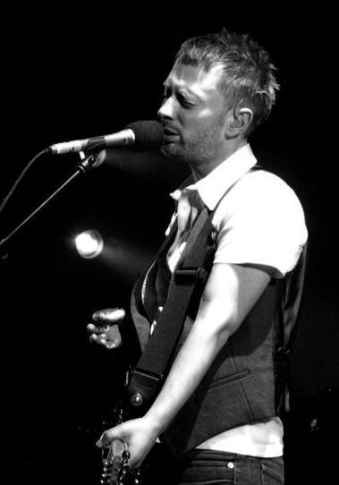 Thom Yorke by TimothyCochrane.com